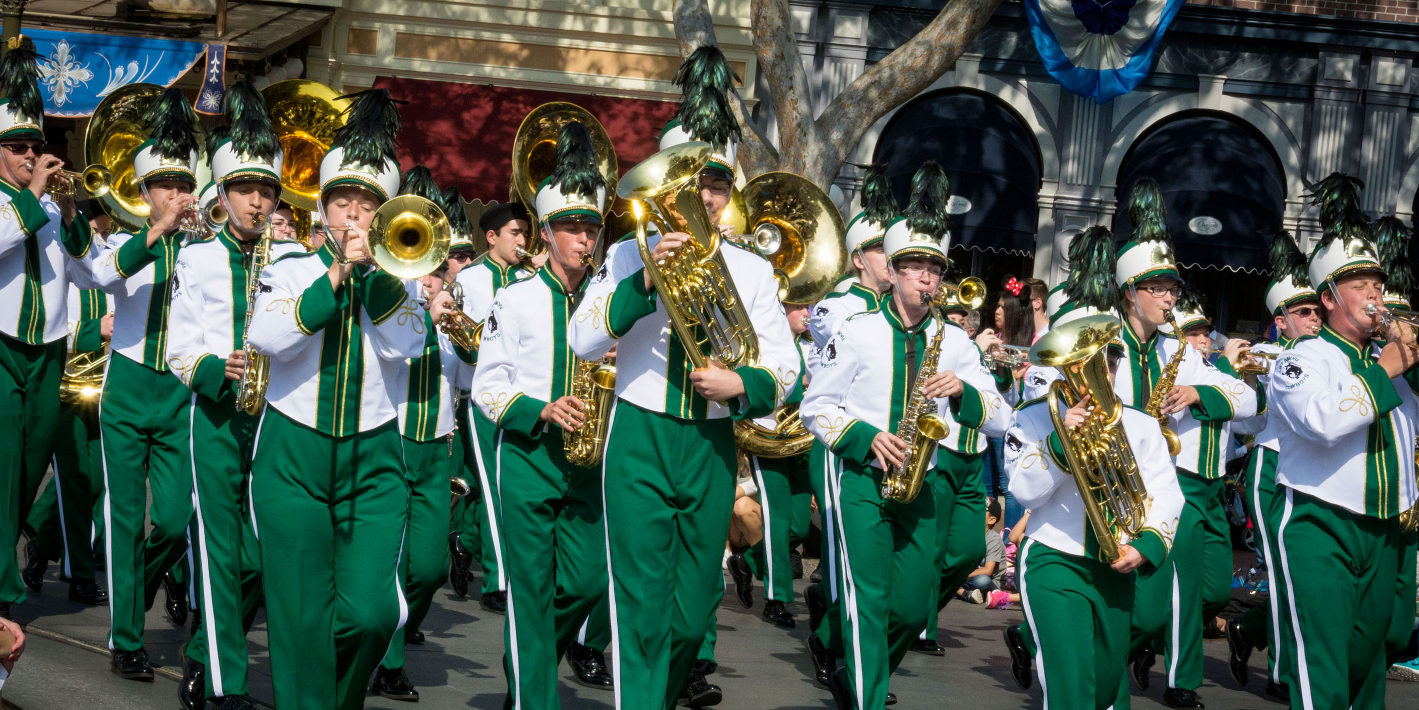 Livermore marching band