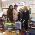 Wente Foundation for Arts Education Delivered Art Supplies to Livermore School