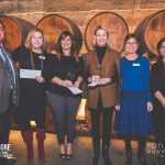 Proceeds from 2019 Wine Auction Given to Beneficiaries