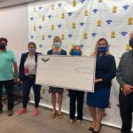 Livermore Valley Winegrowers Foundation Presents $85,000 to Livermore Schools for Meals for Local Children