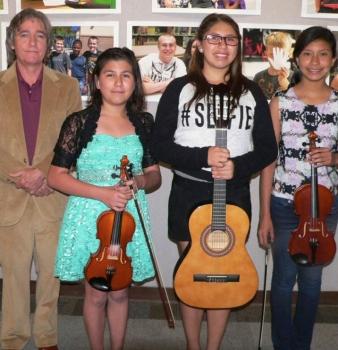 WFAE Supports Music Pathways